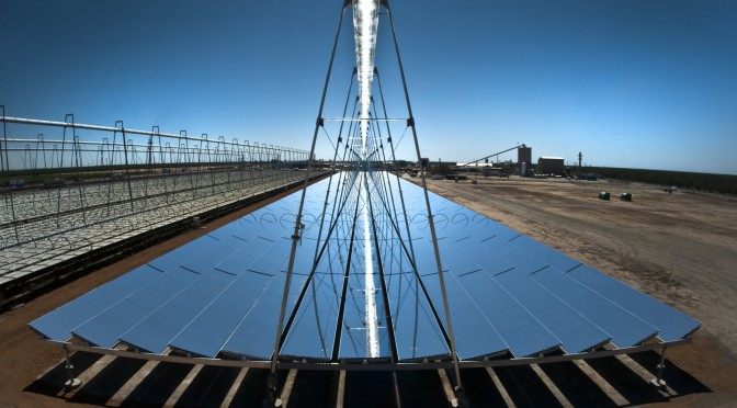 Reliance Power ready to start 100 MW Concentrated Solar Power (CSP) plant in March