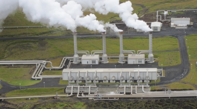 Enel Green Power connected to the grid the Cove Fort geothermal energy plant