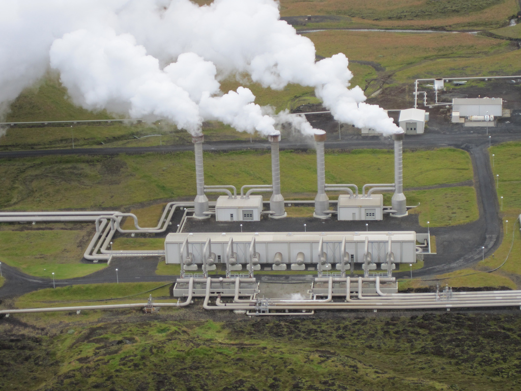The world focuses increasingly on geothermal energy, with 454 ongoing ...