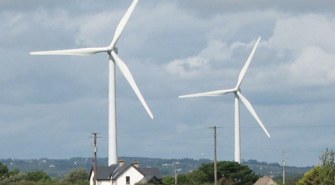 Iowa voters not likely to support anti-wind farm candidate