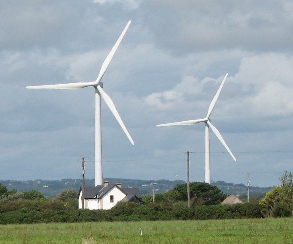 Wind Energy Pictures Lack of encouragement ...