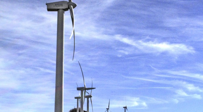 Myths about wind power