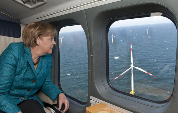 Germany moves forward on renewable energy