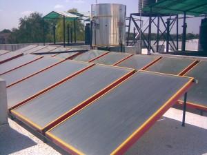 Solar Thermal solar energy