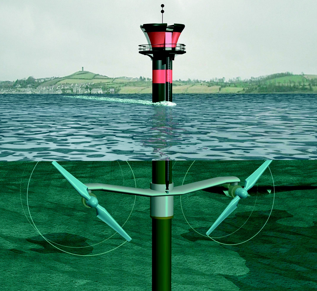 Wind Energy Update: Major European Utility Commits To Tidal Energy ...
