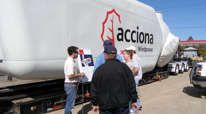 Acciona sells $300 million of Mexican wind power bonds
