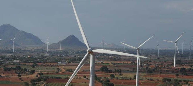 Gamesa signs a wind power contract for the supply of 100 MW to Greenko in India