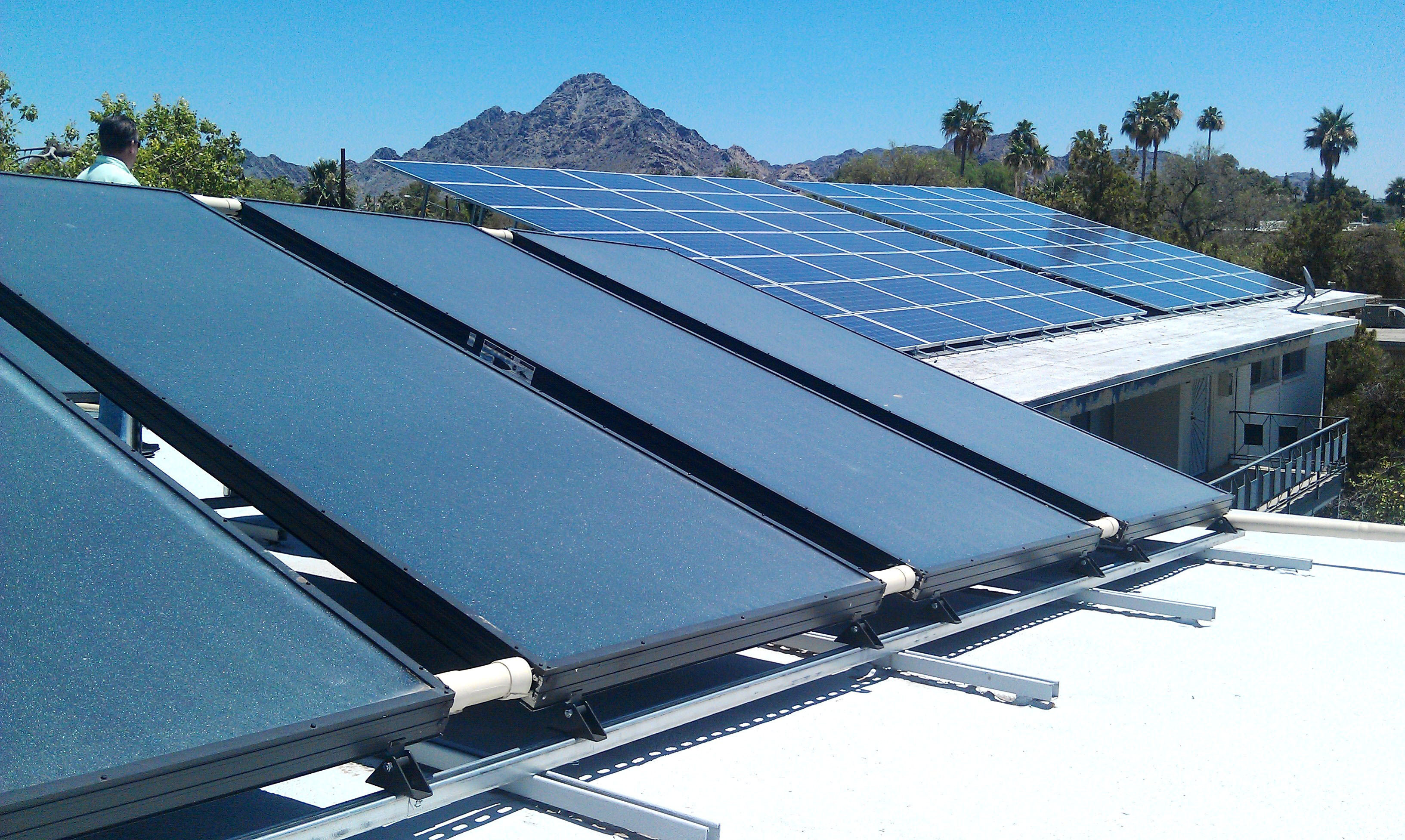 Intersolar Europe 2013 focuses on renewable heat and solar thermal ...