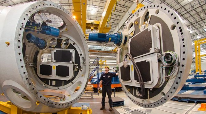 SKF signs strategic partnership agreement with Nordex