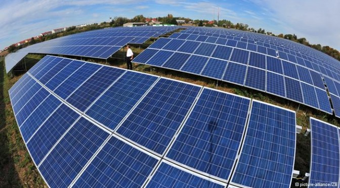 European solar power market grows 15% in 2015; connecting 8 GW of solar power to the grid