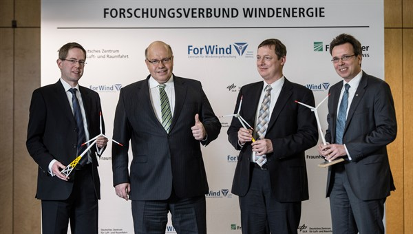 Official starting signal for Wind Energy Research Alliance