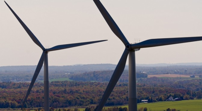 Bonneville reaches new peak for wind generation: 4,344 MW