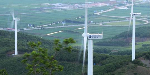 China Ming Yang Wind Power ranked third in newly installed wind farm capacity in China