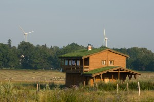 Sustainable energy in rural Czech Republic