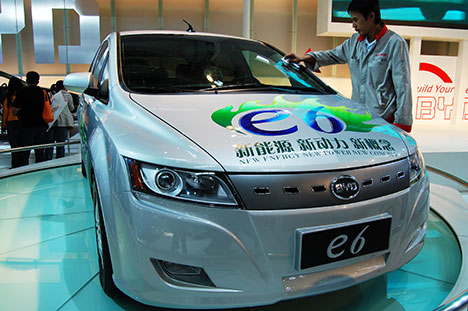 Chinese drivers hesitant to adopt electric vehicles
