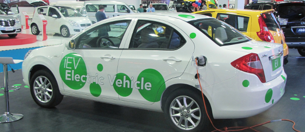 china_electric vehicles EV