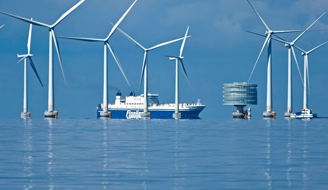 UK offshore wind energy subsidies set to drop below nuclear