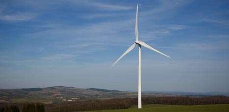 Wind power in France: Vestas wind turbines for for three wind farms