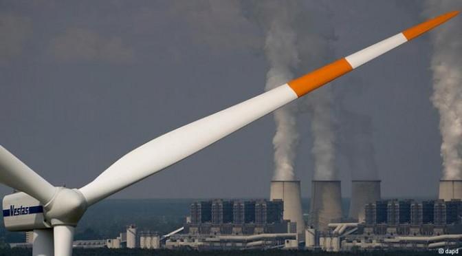 coal-wind energy