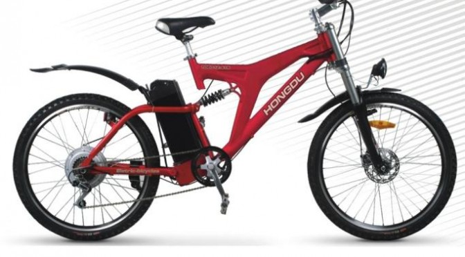 electric-bicycle