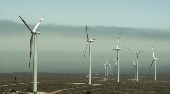 Chile wind energy