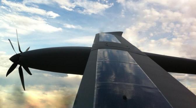 Drones Solar Energy