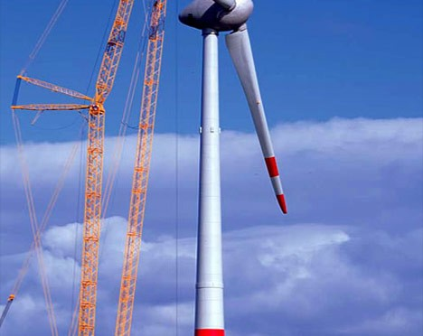 Germany sees growth in wind energy