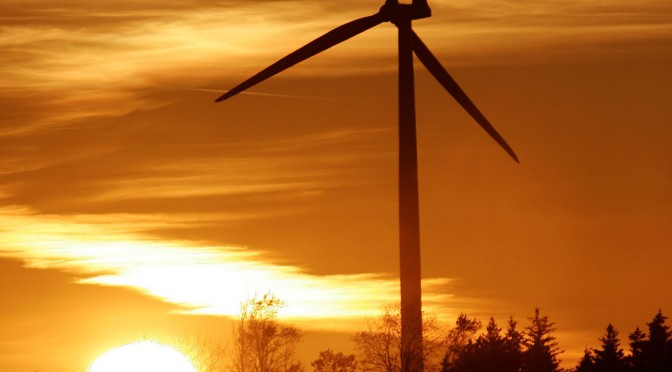 Wind energy in Indiana: New $375M wind farm dedicated
