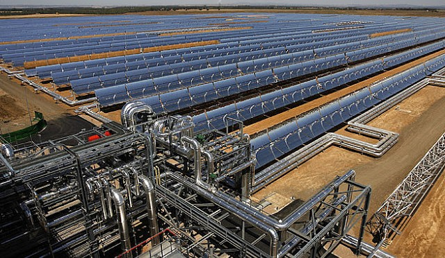 Spain gets 4.7% of its electricity from solar photovoltaic PV, Concentrated Solar Power (CSP) in October 2013