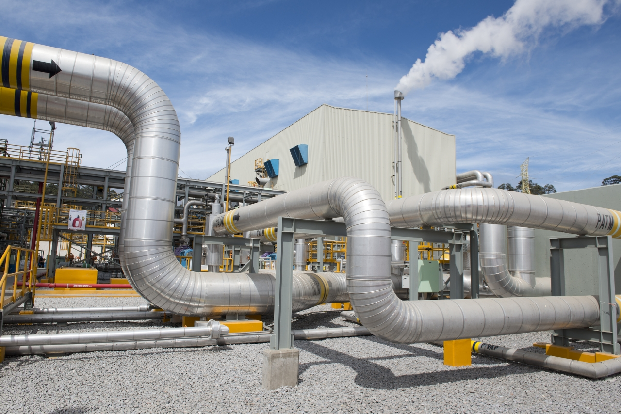 "... geothermal power plant ""Los Humeros III – Phase A"", located in"