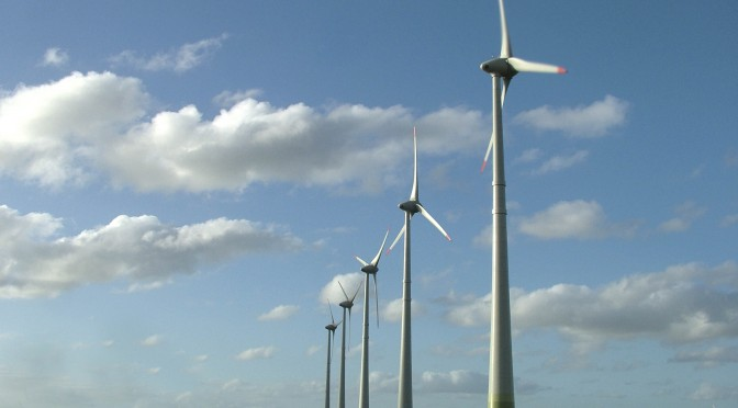 Wind energy in Brazil is among the cheapest sources of power