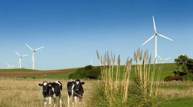 Abbott continues 'ugly' attack on wind turbines