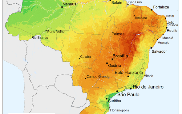 Brazil's first solar power auction to clear 500 MW
