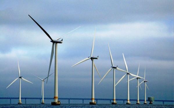 Lillgrund offshore wind farm