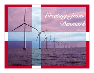Denmark generated 42.1 percent of its electricity from wind power in 2015