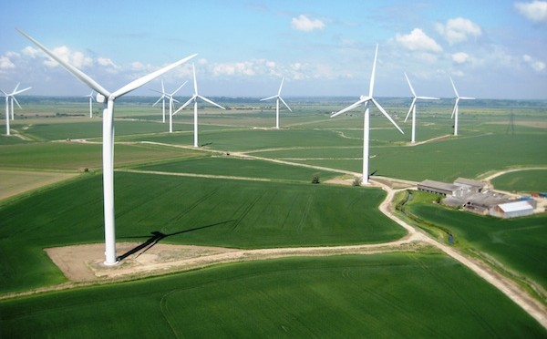 Northern Ireland hits record for wind energy in 2013