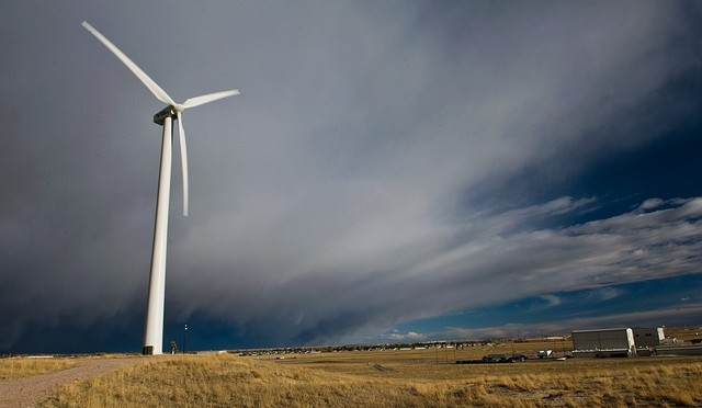 US wind energy Wyoming