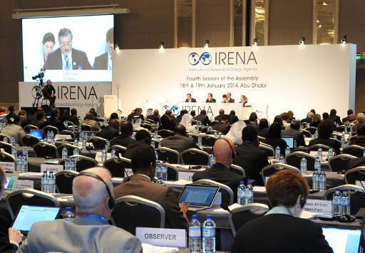 IRENA calls on all governments to scale up renewable energy efforts