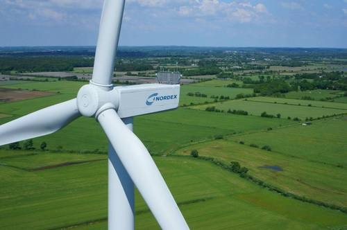 nordex wind farm