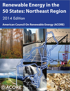 Renewable Energy in the 50 States
