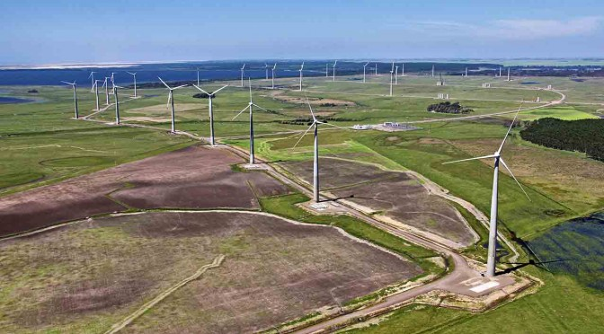 Brazil contracts 926 MW of wind energy in A-5 power auction