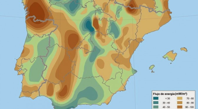 Iberian Peninsula's geothermal energy can generate current electrical capacity five times over