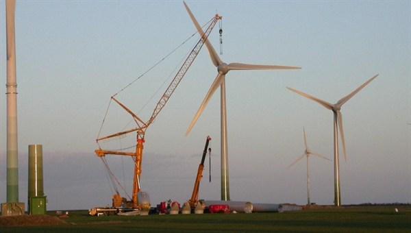 Germany-wind energy