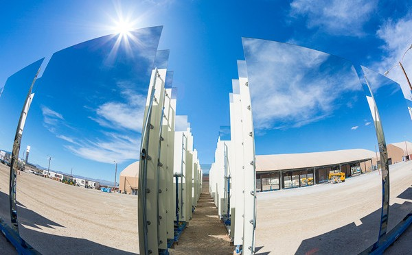 Concentrated Solar Power (CSP) 'Black Hole' Material Unveiled