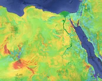 Egypt-wind-map