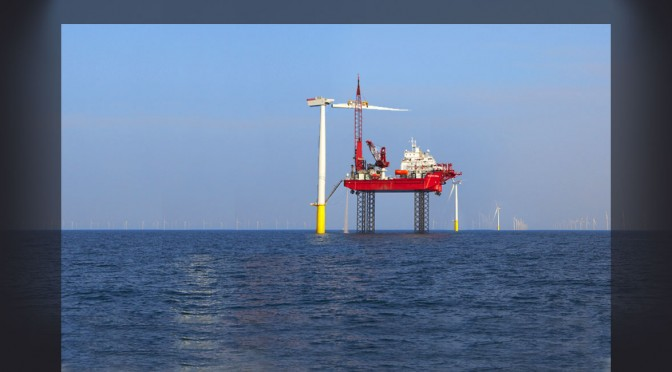 Siem Offshore Contractors completes cable installation works on the Veja Mate offshore wind farm