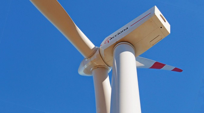 AW_3000 wind turbine
