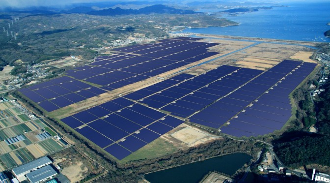 Japan prepares rules to recycle photovoltaic panels