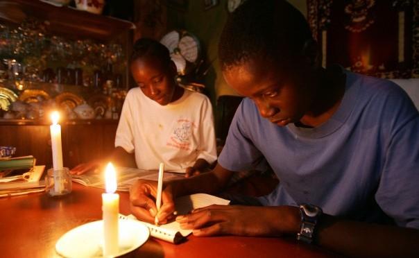 Zimbabwe push toward solar power
