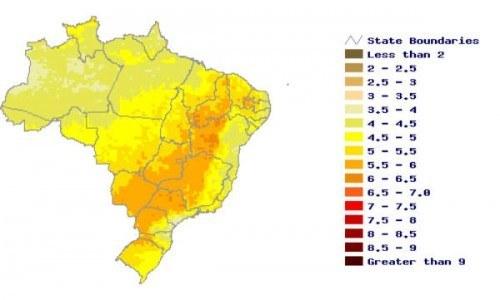 Brazilian renewable power auction set for Nov. 13